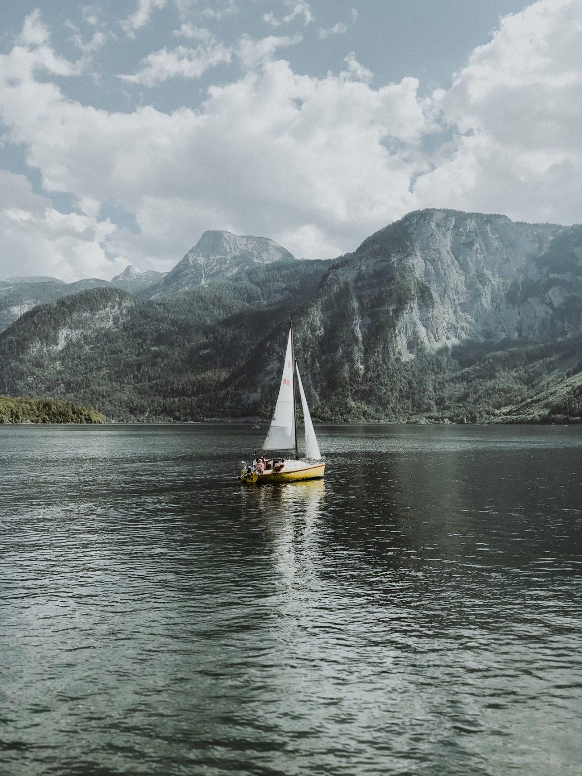 drinkwaterpomp voor de boot